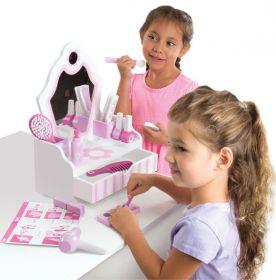 Салон красоты Melissa&Doug 3026 (все девочки мечтают о нем!)