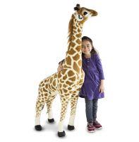 Большой жираф Melissa&Doug (большая мягкая игрушка 140 см) ХИТ