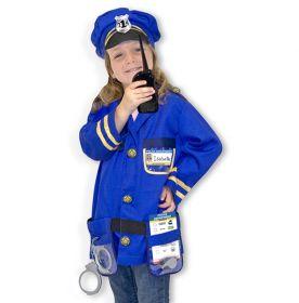 Маскарадный костюм «Полицейский» для мальчиков и девочек