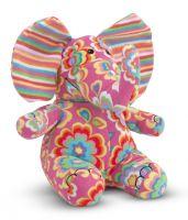Мягкая игрушка слон Салли для детей (экологически чистый наполнитель)