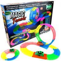 Magic Tracs – 366 деталей, мёртвая петля и 2 машинки (Новинка!)