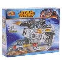 Конструктор для мальчиков Stars Wars Interceptor (Звёздные войны перехватчик, аналог лего)