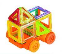 Магнитный конструктор Magical Magnet – 86 ярких деталей