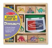 Набор печатей - Динозавры из серии Творчество 1633M_md