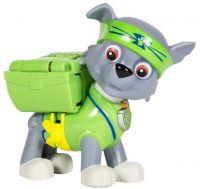 Щенячий патруль Роки Rocky с рюкзаком-трансформером
