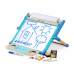 Доска для рисования Melissa&Doug 2790_md (доска, 30 магнитов (буквы и цифры), маркер, мелки, рулон бумаги)