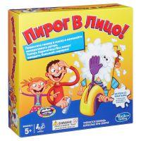 Настольная игра Пирог в лицо (Очень веселая игра!)