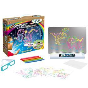 Магическая 3d доска Magic drawing board для рисования