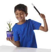 Волшебный цветочный горшочек (Для маленьких ФОКУСНИКОВ от 4 лет)