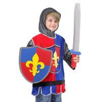 Карнавальный костюм Рыцарь (от Melissa&Doug, удобный в носке, США)