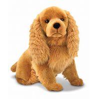"""Мягкая игрушка собака """"Кокер-спаниэль"""" (бренд Melissa&Doug 4856)"""