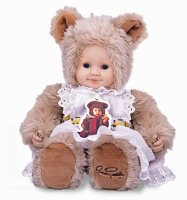 """Игрушка """"Детки-мишки"""" 12"""" - авторская игрушка  Anne Geddes (пушистый подарок для детей и ВЗРОСЛЫХ)"""