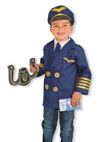 Костюм «Пилот» для мальчика от 3 лет (Хит! Melissa&Doug, США)