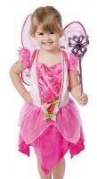 """Новогодний костюм для девочки """"Цветочная фея"""" (качество США, удобный в носке)"""