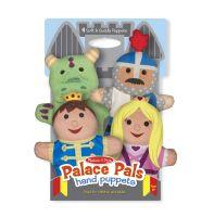 Плюшевые куклы на руку из коллекции Замок (для развития моторики и речи)