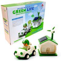 Конструктор на солнечных батарейках Green Life