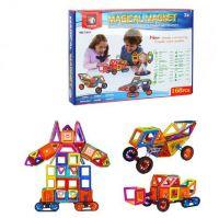 Магнитный конструктор Magical Magnet – 98 волшебных деталей