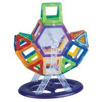 Магнитный конструктор Magical Magnet – 46 ярких деталей
