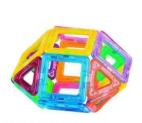 Большой магнитный конструктор Magical Magnet 158